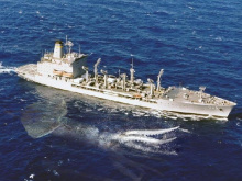 Российские моряки столкнулись согромным кальмаром (видео)